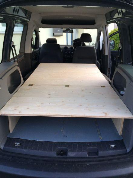 VW Bus Ausbau DIY And Ideas For You
