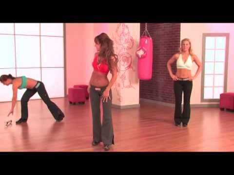▶ Lose Weight Fast - Flirty Girl Fitness - Abs & Booty - 1 Part - YouTube