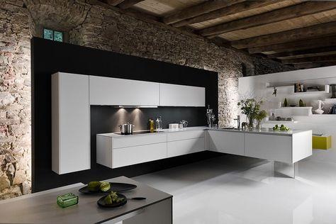 Swing(t) floating kitchen counter | Warendorf