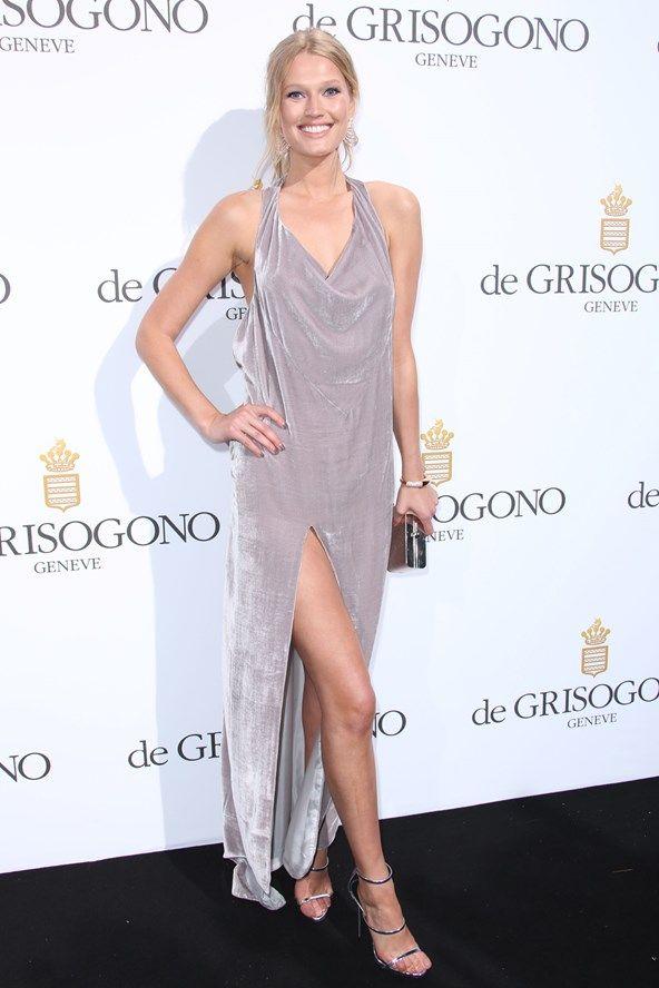 Toni Garrn. De Grisogono Party, Cannes Film Festival, May 17 2016