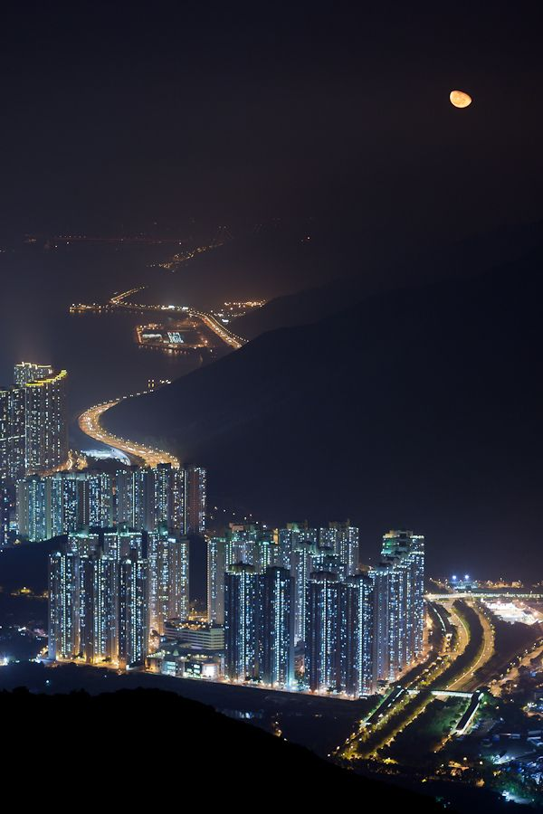 touchdisky:  Hong Kong | China by st-sc