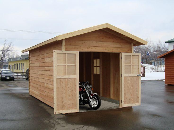 2745 | パネルハウス クラフトハウス小屋に。パネルハウス2745 · バイクガレージキット ...
