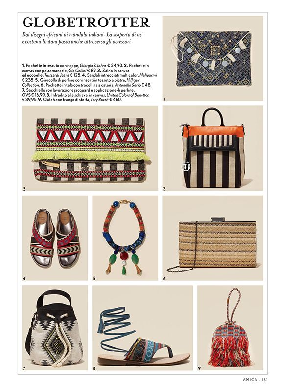 Amica - The Accessory Issue
