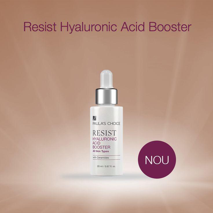 Resist Hyaluronic Acid Booster este potrivit pentru oricine dorește să îmbunătățească hidratarea obținută cu ajutorul cremei hidratante obișnuite adăugând acid hialuronic cu efect de netezire a ridurilor și alte ingrediente cheie pentru o piele sănătoasă și luminoasă. Acesta poate fi adăugat în orice cremă hidratantă sau ser, atâta timp cât nu are protecție solară. Pentru timpul zilei aplică mai întâi acidul hialuronic și apoi crema cu SPF.
