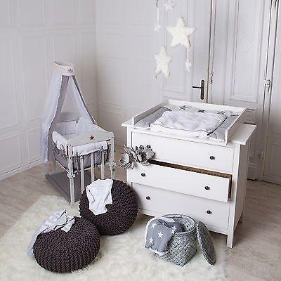 table langer fixation ensemble pour ikea hemnes commode blanche neuf - Chambre Bebe Ikea