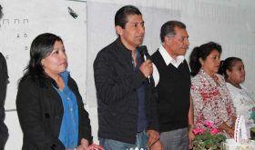 Alejandro Jarquín promueve la protección ambiental y los hábitos de salud