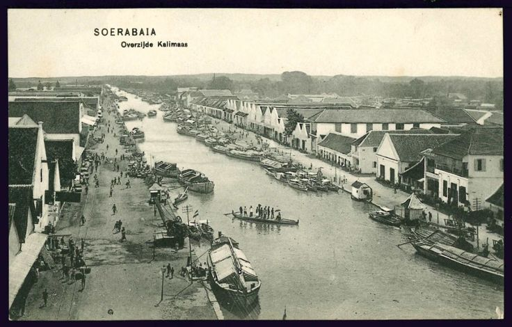 Kali Mas, Soerabaja