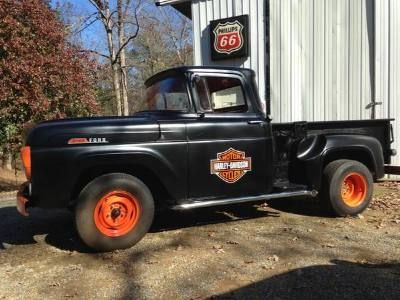 used 1957 ford f100 pickup classic trucks mi haggle me 8 000 find vehicles for sale at. Black Bedroom Furniture Sets. Home Design Ideas