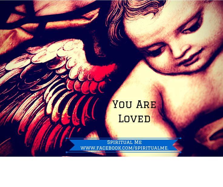 You are loved & You are never alone  #Angels #angel SpiritualMe101.com #SpiritualMeGoals #SpiritualMeSquad  facebook.com/spiritualme101