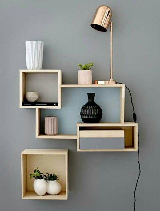 Wanddecoratie idee woonkamer