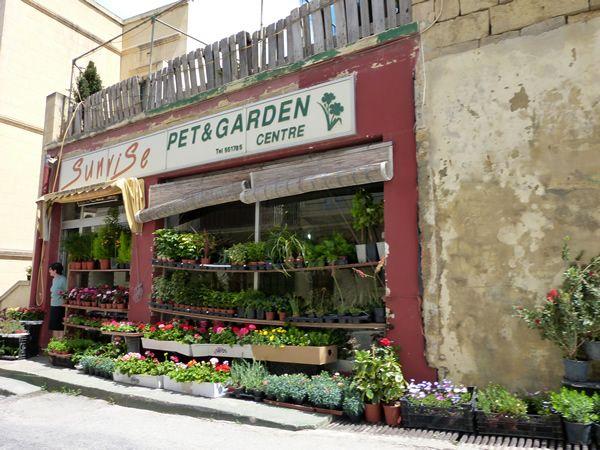 a super little garden shop