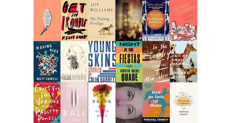 Electric Literature's Best Short Story Collections of 2015 | Electric Literature