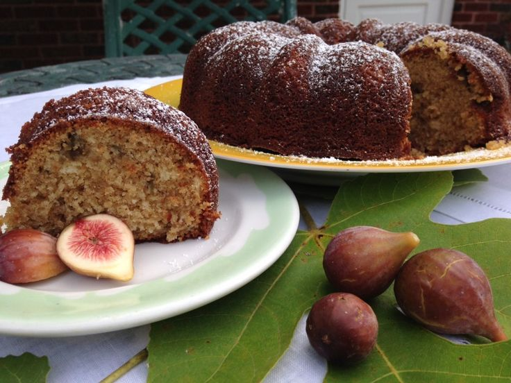 Figging out: Fresh fig cake – Hungry for Louisiana