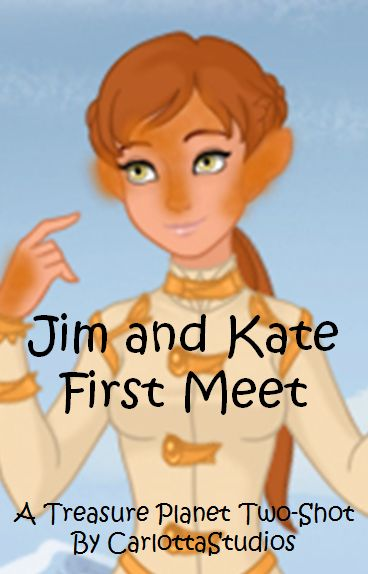 Upon Arrival at the Interstellar Academy, Jim Hawkins and Kate Rains bump into each other...literally.