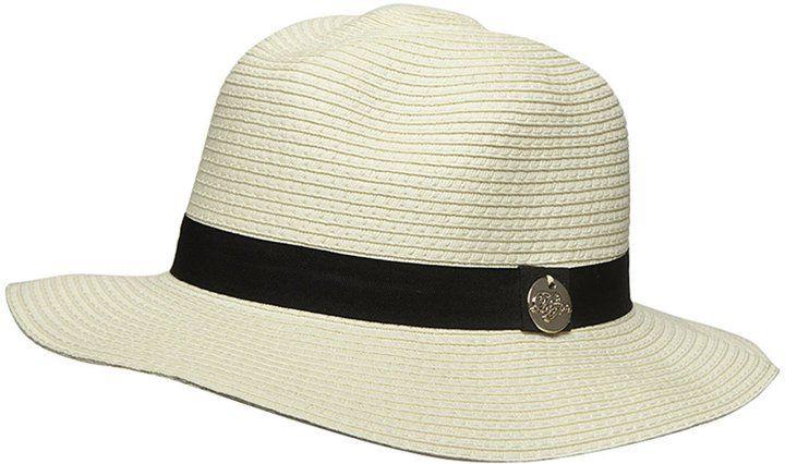 Pin for Later: Behaltet einen kühlen Kopf mit diesen coolen Sommerhüten  Dorothy Perkins cremefarbener Panamahut (ursprünglich 16 €, jetzt 9 €)