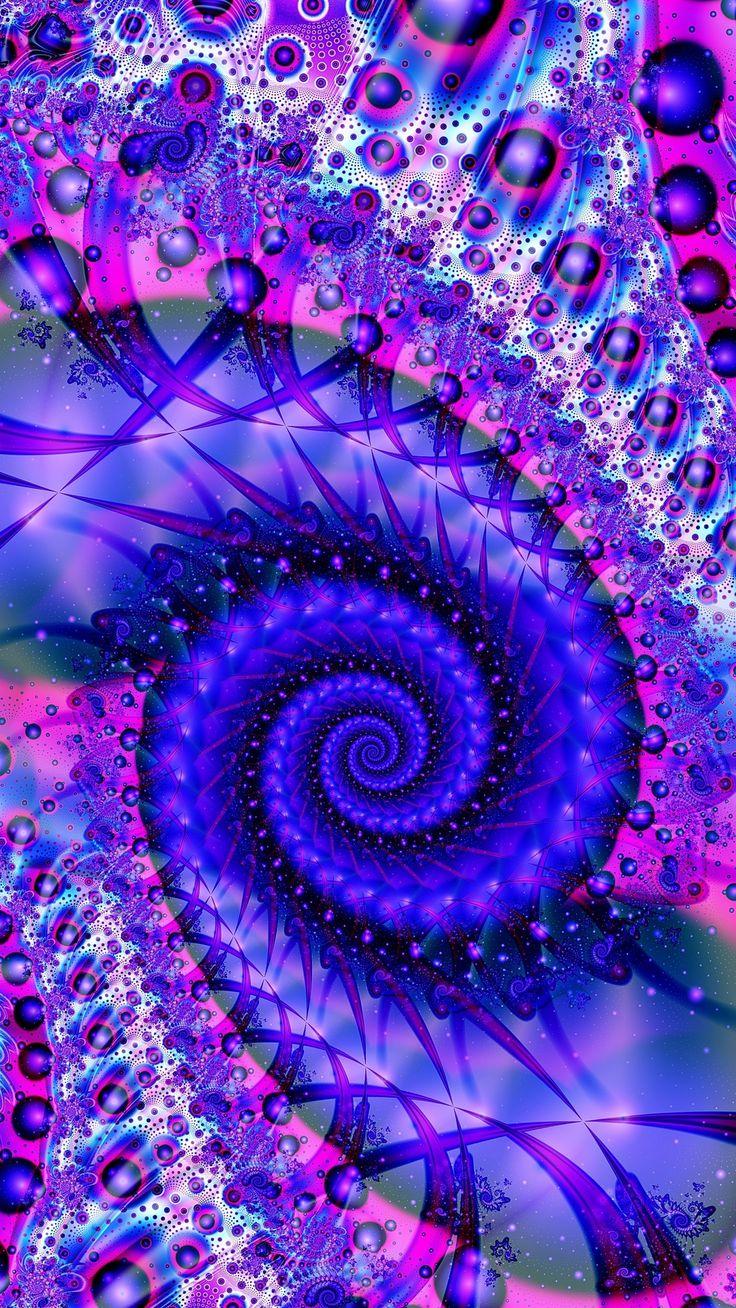 #bright #fractal #spiral #abstract #wallpaper #lockscr | Abstract HD Wallpapers 5
