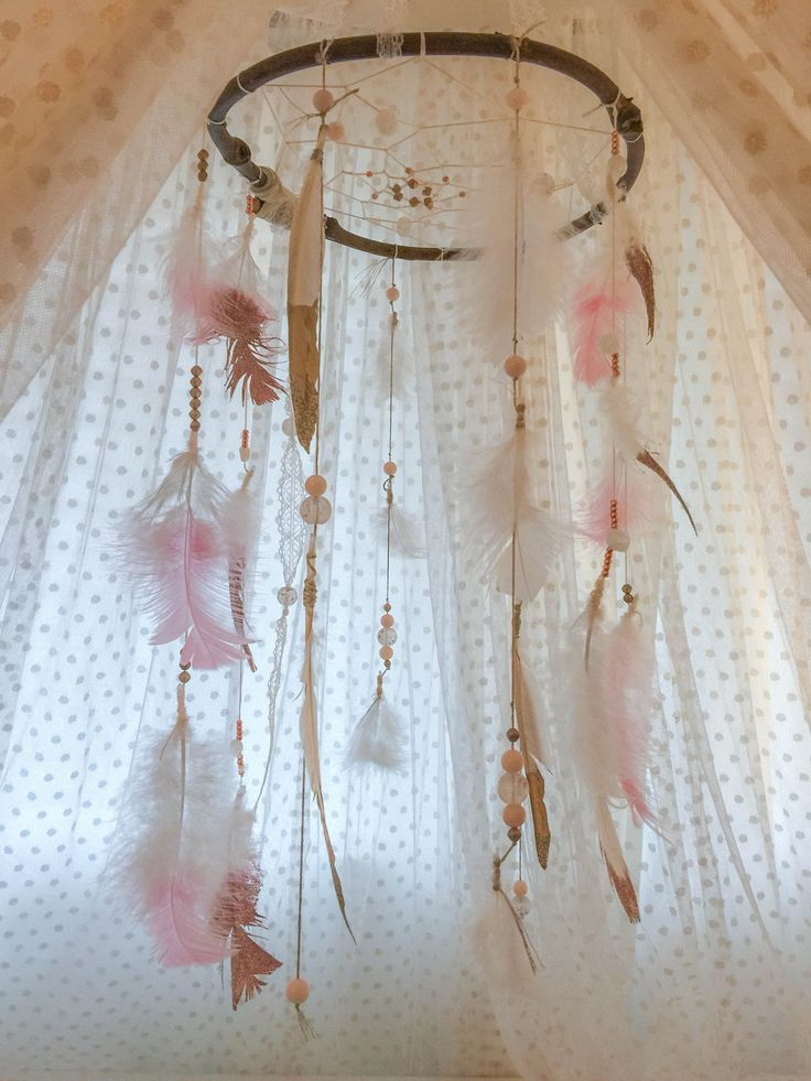 DIY Feather Dreamcatcher Tutorial