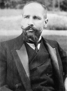 A great snapshot of Pyotr Stolypin.