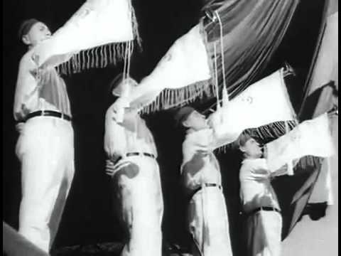 Вратарь — 1936. Старая советская спортивная комедия