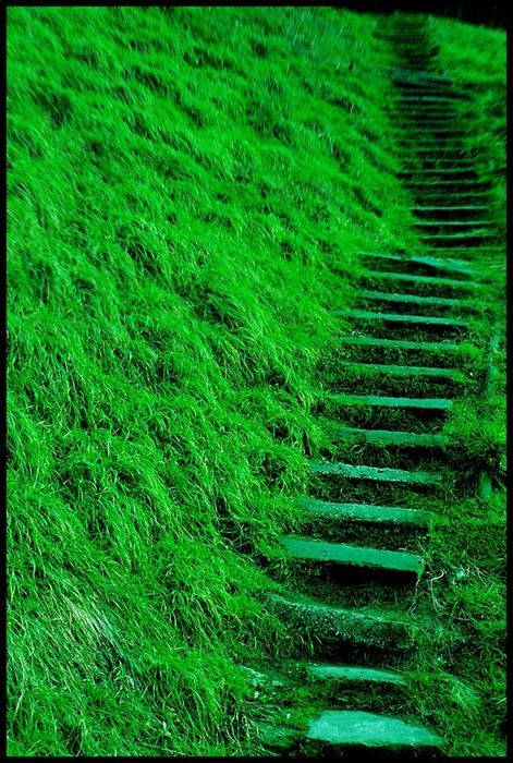 stairway to heaven...