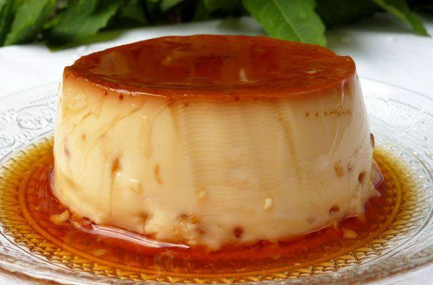 La crème caramel - Il dolce a cucchiaio più famoso, la crème caramel è una ricetta facilissima e a prova di principiante.