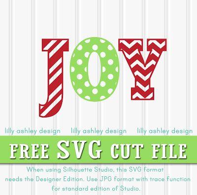 free Christmas svg file