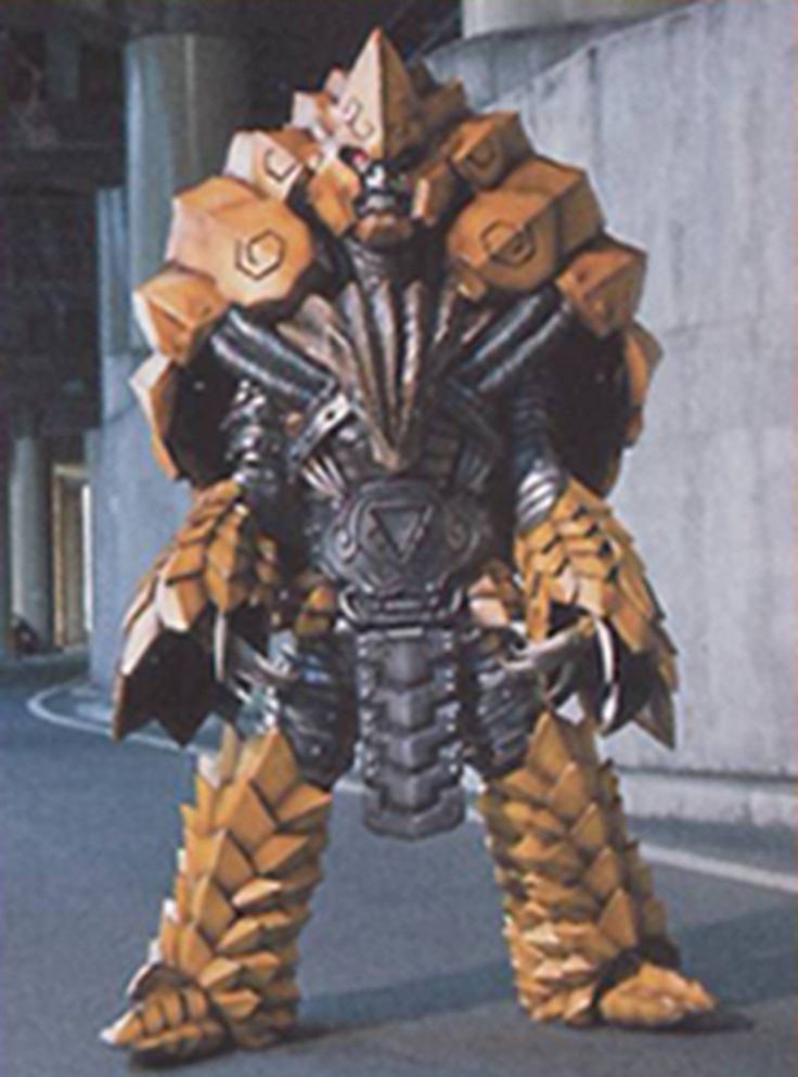 I searched for power ranger jungle fury pangolin images on Bing and found this from http://powerrangers.wikia.com/wiki/Pangolin