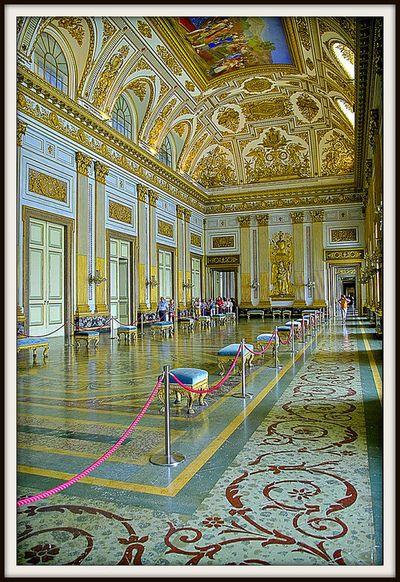 Reggia di Caserta - Caserta Palace (por Claudio Marchiori)