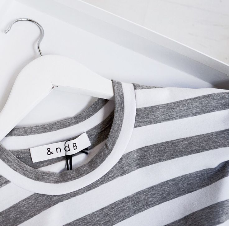 New, independent fashion brand &ndB from Bristol - now stocked at White Dirt   www.whitedirt.co.uk