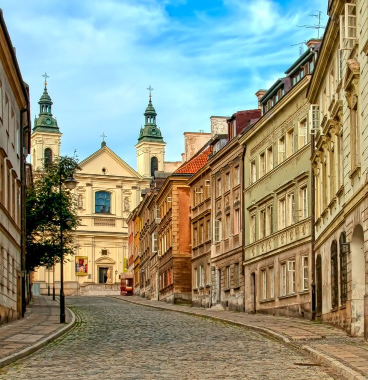 Ulica Mostowa, Stare Miasto, Warszawa (Warsaw)