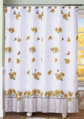 53 Best Images About Butterfly Shower Curtains On
