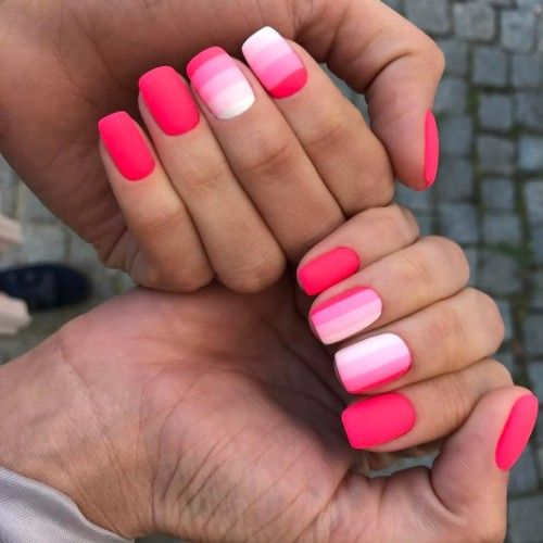 Top 50 Trendy Nails Modische Farben & Nail Art Ideen – top nails