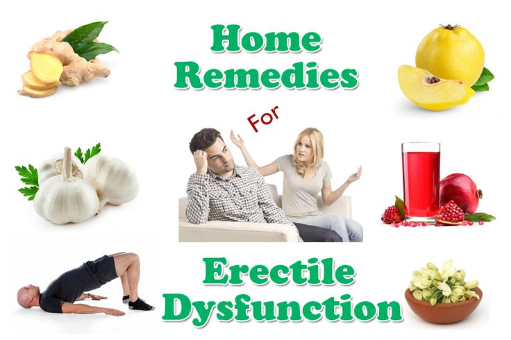 Herbs to help erectile dysfunction
