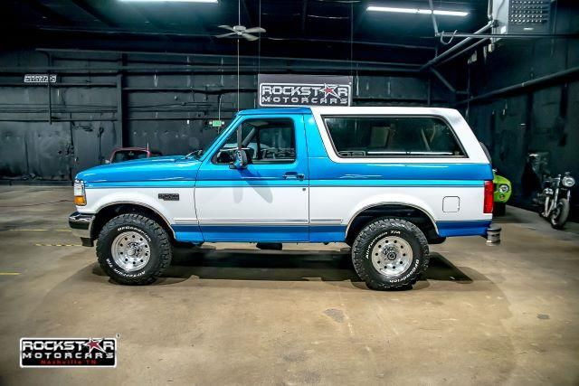 Used 1995 Ford Bronco For Sale