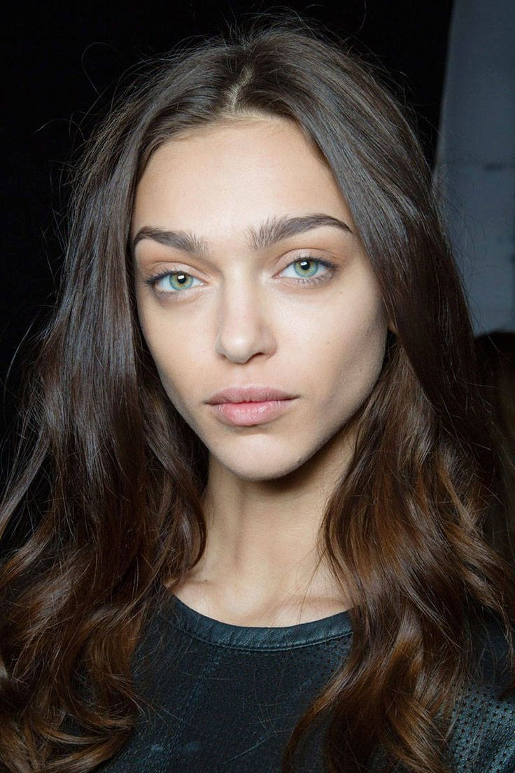The 21 Best Eyebrows at NYFW