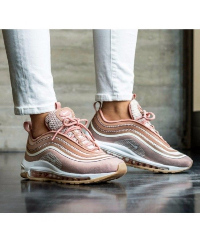 Women's Nike Air Max 97 Ultra Metallic Rose Gold Trainer