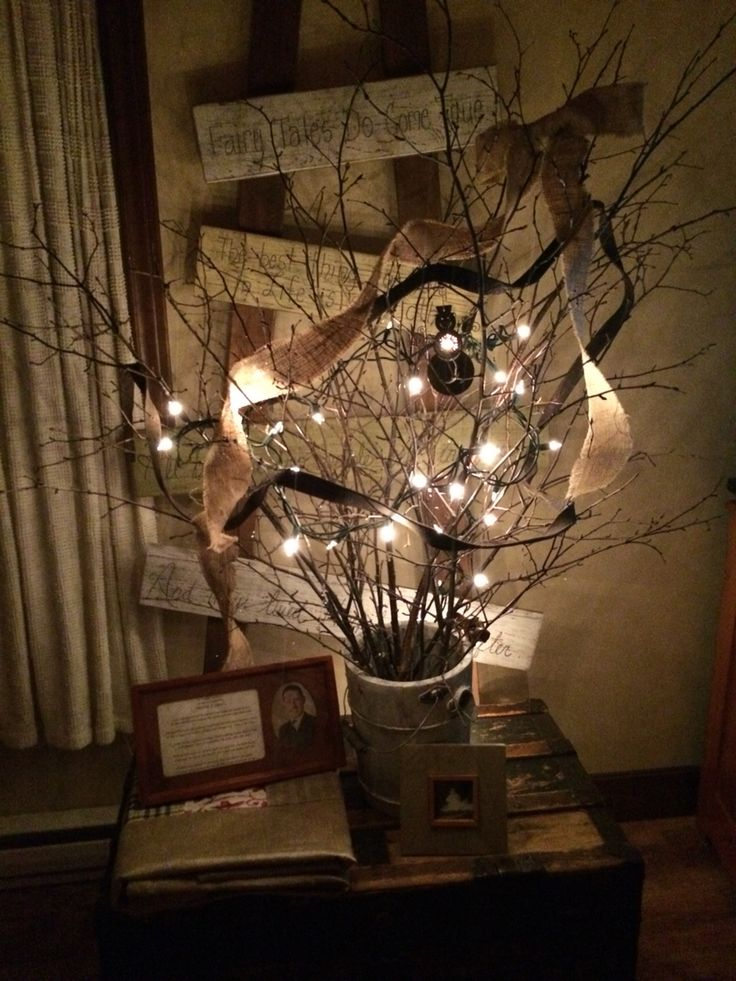 Bedroom tree