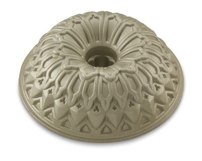 This has holiday written all over it! Nordic Ware Stained Glass Bundt® Cake Pan #williamssonoma