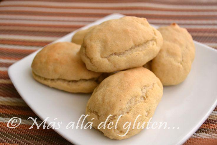 Pan Crujiente Sin Gluten, Sin Huevos y Sin Levadurs