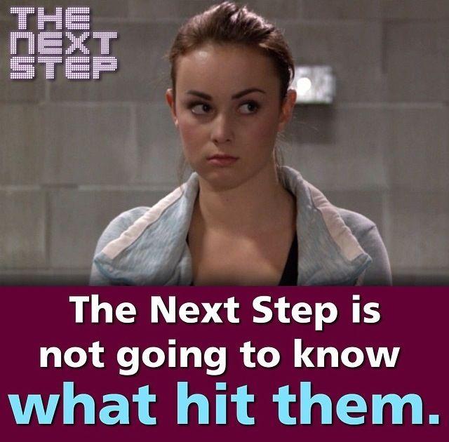 O.M.D. guys amanda tricks the next step shocker, well actually i already knew (youtube) hahaha