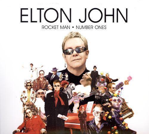 Rocket Man: Number Ones [CD]