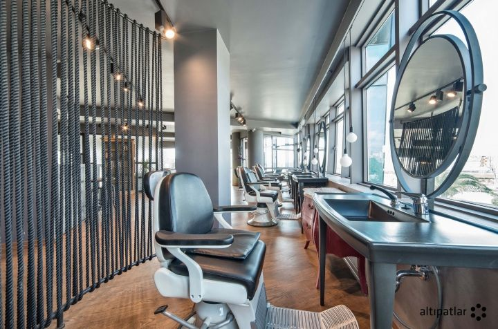 211 Best Images About Interior Design HAIR SALON On Pinterest | Coiffures Best Hair Salon And ...