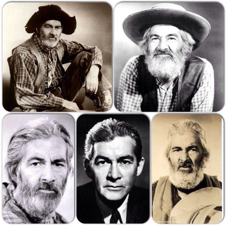 "actor George ""Gabby"" Hayes"
