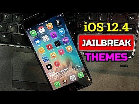 Top New Cydia Themes For Unc0ver Jailbreak Ios 12 12 4 Galaxy Phone Samsung Galaxy Phone Iphone