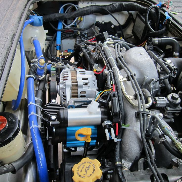 Vw Beetle Engine Builders: Vanagon Subaru Engine Conversion