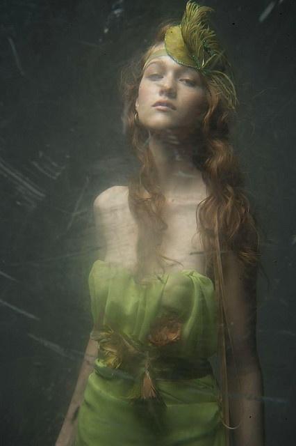 Nicole Fox by KristenHatgi, via Flickr