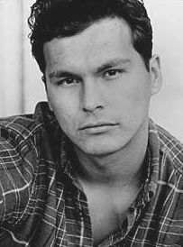 Native American actor, Adam Beach. Stars in Wind Talkers, and the PBS Tony Hillerman series of Jim Chee/Joe Leaphorn mysteries as Jim Chee. (Skinwalkers, A Thief of Time, Coyote Waits).