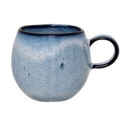 Bloomingville / Keramický hrneček Sandrine Blue - menší