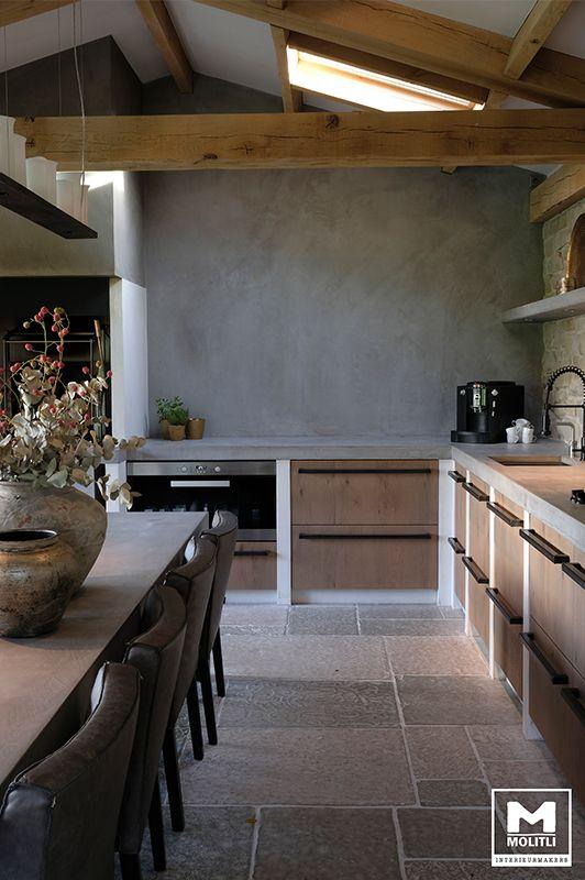25 beste idee n over buitenkeukens op pinterest achtertuin keuken buitenkeuken terras en - Rode keuken met centraal eiland ...