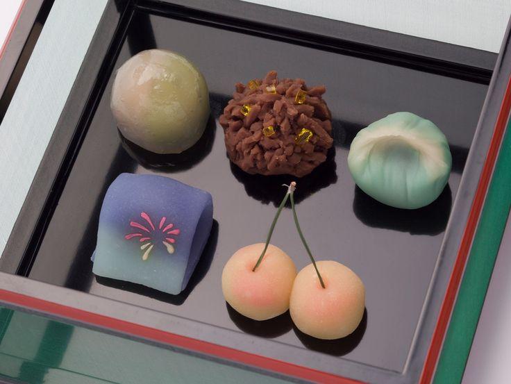 京都茶寮_7月の和菓子